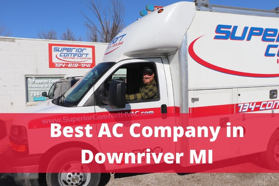Best AC Company in Downriver MI