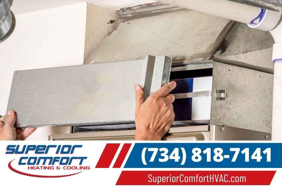 Furnace Replacement in Downriver Michigan