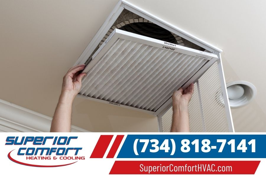 HVAC in Downriver Michigan